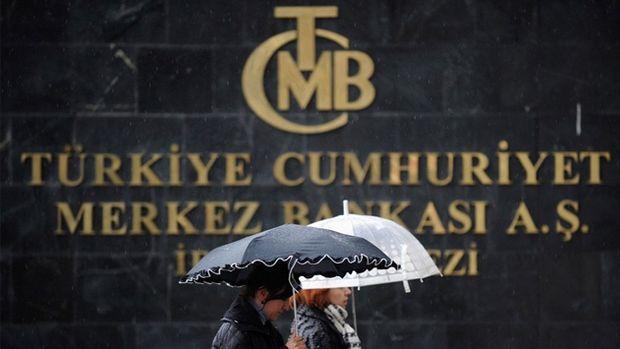 TCMB net uluslararası rezervleri geçen hafta 27.9 milyar dolar oldu