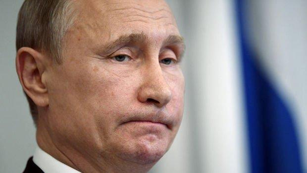 Putin'den ABD'nin yaptırım hamlesine eleştiri