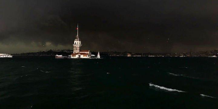 Marmara Bölgesi ve yurdun kuzeybatı kesimlerinde kuvvetli yağış bekleniyor