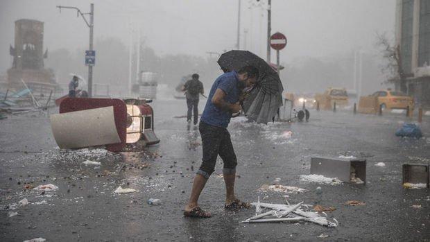 Marmara Bölgesi için kuvvetli yağış uyarısı