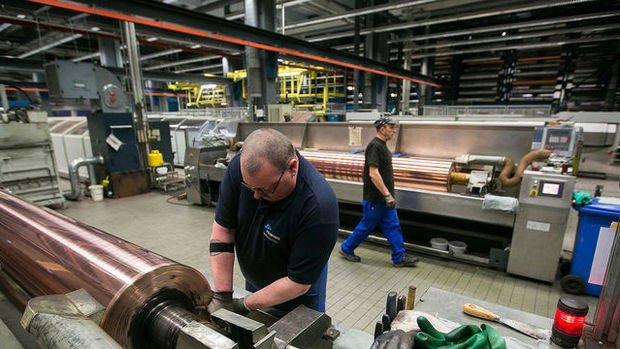 Almanya'da imalat PMI Temmuz'da beklentilerin altında kaldı
