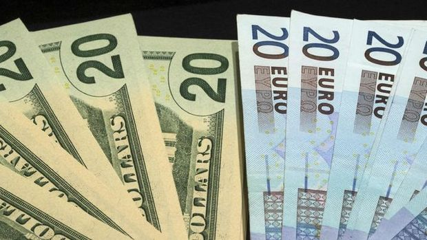 Euro/dolar'daki yükseliş 1.1850 bariyeri ile son buldu
