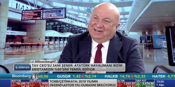TAV/Şener: 2-3 büyük havalimanı alımı planlıyoruz