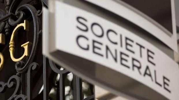 SocGen 2. çeyrek net karı 1.06 milyar euro oldu