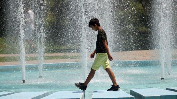 Meteoroloji'den İstanbul için sıcak hava uyarısı