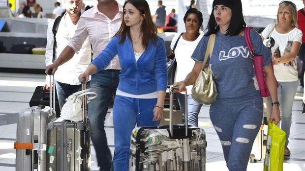 Antalya'ya gelen Rus turist sayısı 7 ayda % 4006 arttı