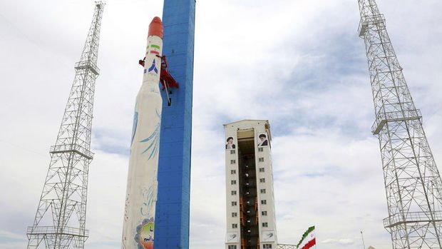 İran'ın uzaya uydu fırlatması BM'ye şikayet edildi