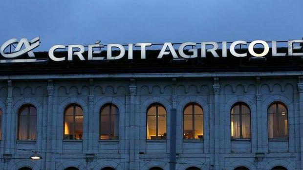 Credit Agricole 2. çeyrek net karı beklentilerin üzerinde