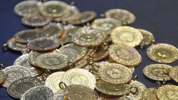 Altın mevduatı 6 ayda yüzde 33 arttı