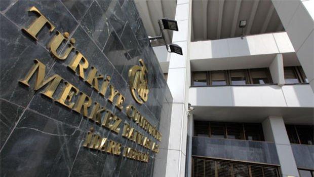 TCMB: Türkiye'nin kısa vadeli dış borç stoğu 108.8 milyar dolar