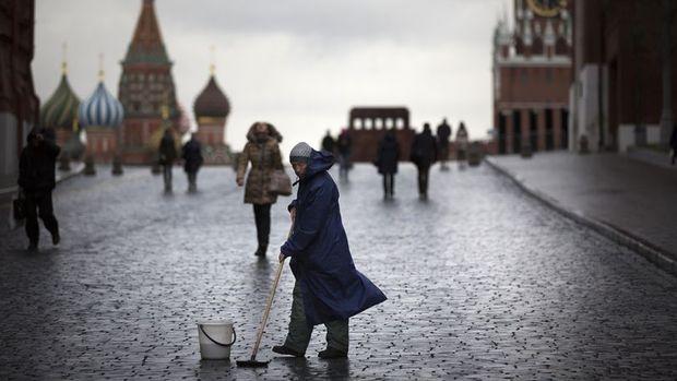 Rusya'da gelirler düştü işsizlik değişmedi
