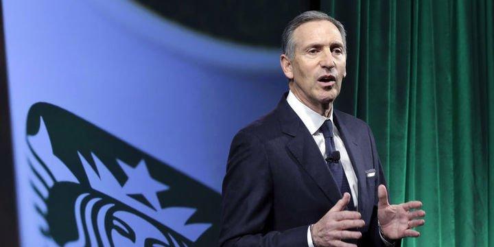 Starbucks kurucusu Schultz: ABD tarihi açısından kritik dönemeçteyiz