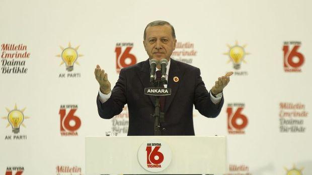 Erdoğan'dan Almanya'daki Türklere: Sakın bunlara oy vermeyin