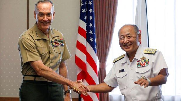 ABD Genelkurmay Başkanı'ndan Japonya'yı savunma sözü