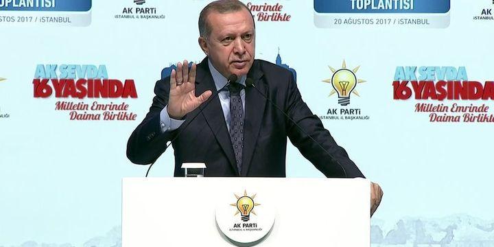 Erdoğan: Eğer racon kesilecekse, bu raconu bizzat kendim keserim