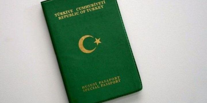 İhracatçı yeşil pasaportla