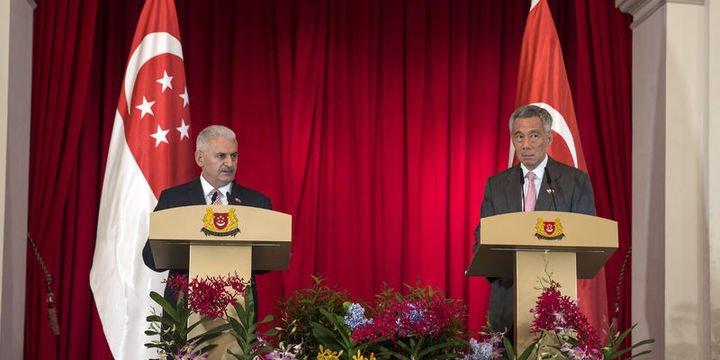 Singapur/Lee: Serbest Ticaret Anlaşması