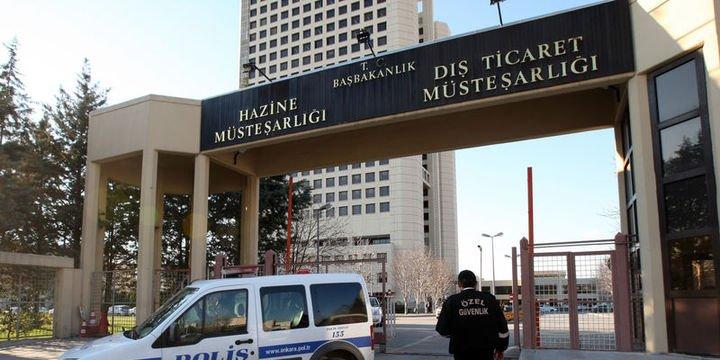 Merkezi yönetim brüt borç stoku 817,1 milyar lira