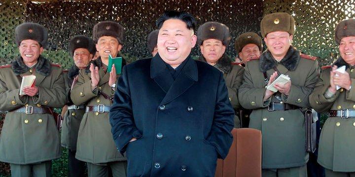 """""""Kuzey Kore"""