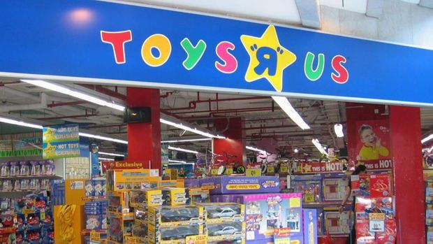 Dünyaca ünlü oyuncak devi Toys