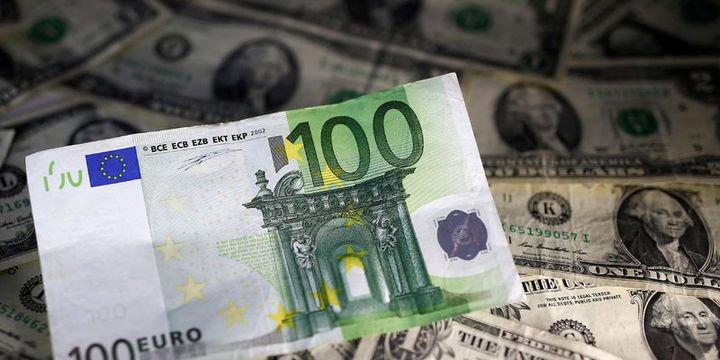 """Euro """"Draghi"""" ile dolar karşısında 32 ayın zirvesine yaklaştı"""