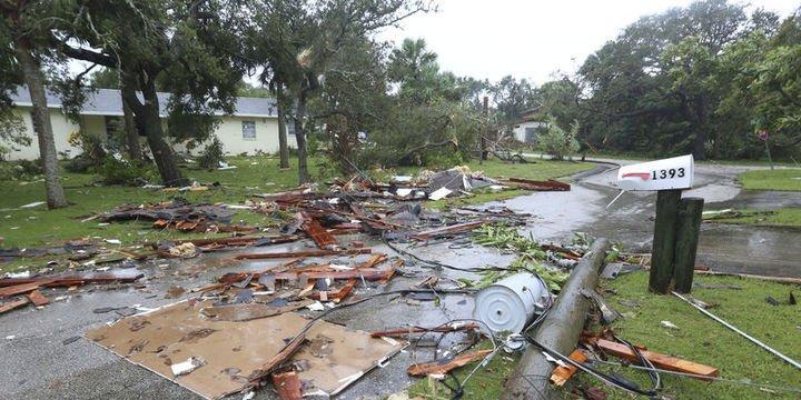 Irma Kasırgası Florida