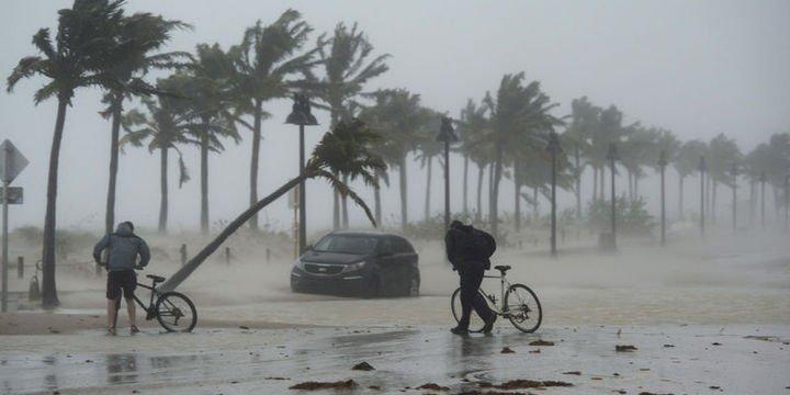 Irma kasırgasının kategorisi 3