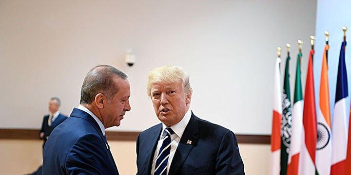 Erdoğan ile Trump ABD