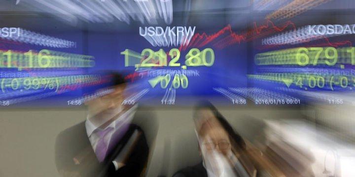 Asya paraları haftaya düşüşle başladı