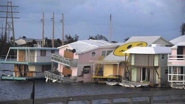 Harvey ve Irma kasırgalarının ABD'ye maliyeti 290 milyar dolar