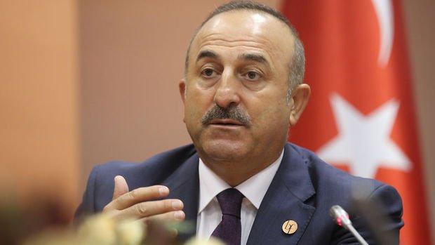 Çavuşoğlu: Türkiye hiçbir zaman çaresiz değildir