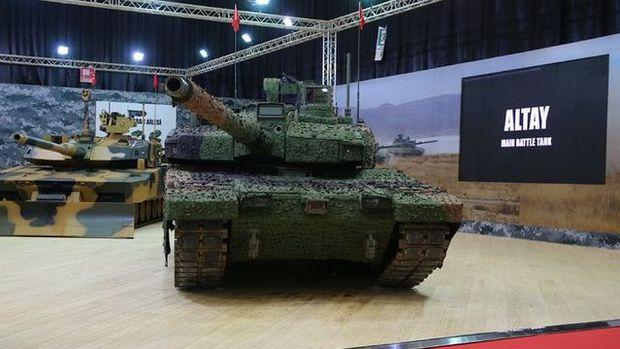 SSM: Caterpillar Altay Tankı için motor önerdi
