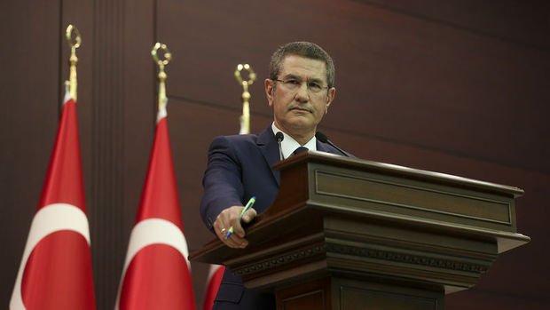 Canikli: Amerikan ve Alman firmaları Türk savunma ürünlerine ambargo uyguluyor