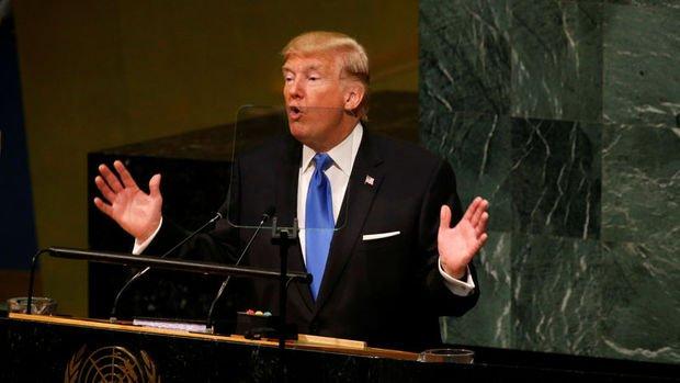 Trump'ın BM'de yaptığı konuşma bazı ülkelerin tepkisine neden oldu