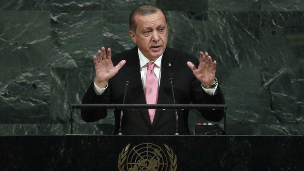 Erdoğan: Irak'ta  bağımsızlık gibi çatışmaya neden olabilecek taleplerden vazgeçilmeli
