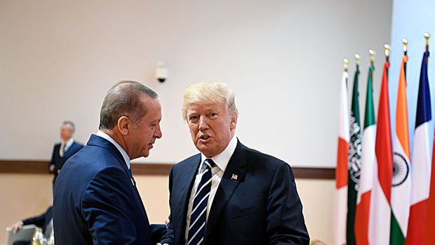 Erdoğan Trump ile Perşembe 22:00'de görüşecek