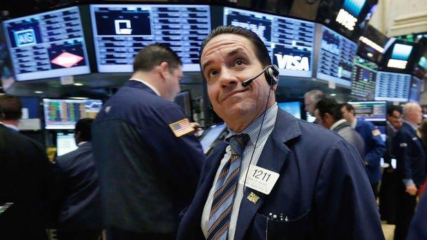 ABD hisseleri Fed kararı öncesi rekor seviyelerine yakın seyrediyor