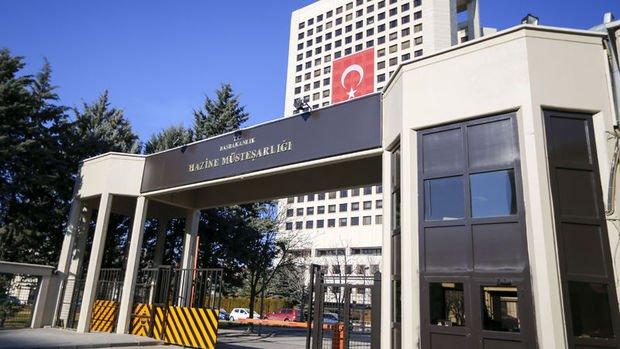 Merkezi yönetim brüt borç stoku 820,5 milyar lira oldu