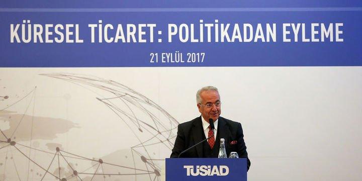 TÜSİAD/Bilecik: Gümrük Birliği müzakereleri sekteye uğramamalı