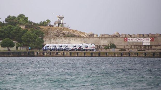 Kocaeli'de göçmenleri taşıyan tekne battı: 4 kişi öldü