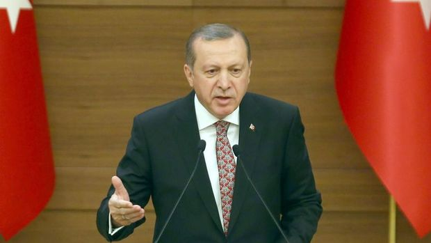 Erdoğan: Barzani'ye ne ABD ne Rusya bizim gibi yardım etti