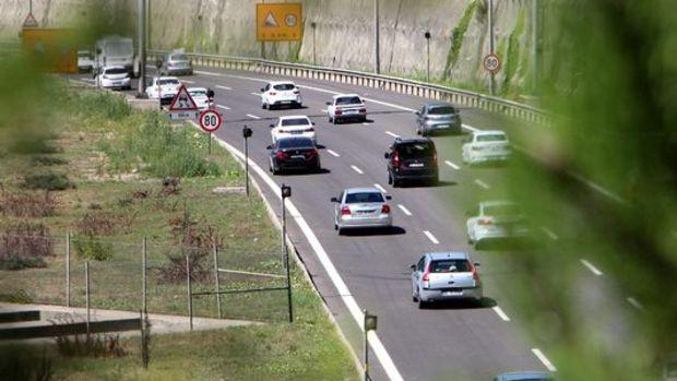 TEM otoyolu Bolu kesimi 1 ay trafiğe kapalı