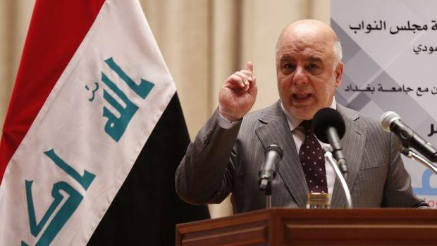 Irak Başbakanı Haydar el-İbadi: Tüm hukuki önlemleri alacağız