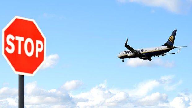 Ryanair'in uçuş iptalleri 400 bin yolcuyu etkileyecek