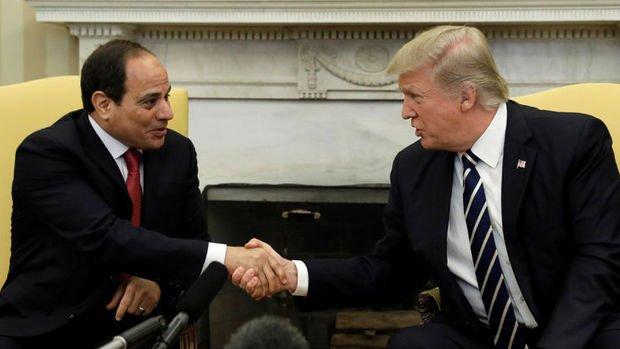 ABD ile Mısır arasında 100 milyon dolarlık yardım anlaşması imzalandı