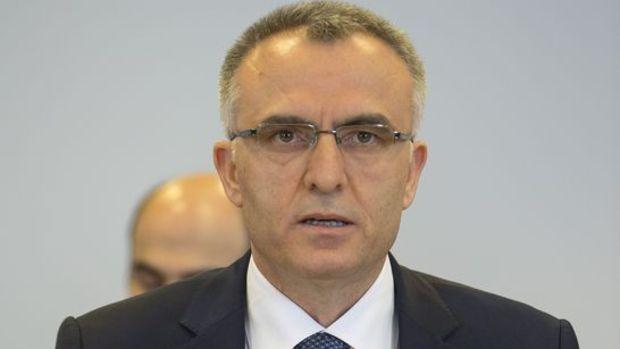 Maliye Bakanı Ağbal'dan 'torba yasa' açıklaması