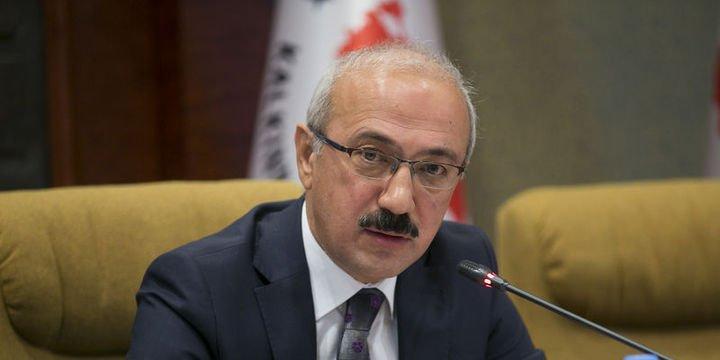Bakan Elvan: OVP ile gelir dağılımı adilleşecek