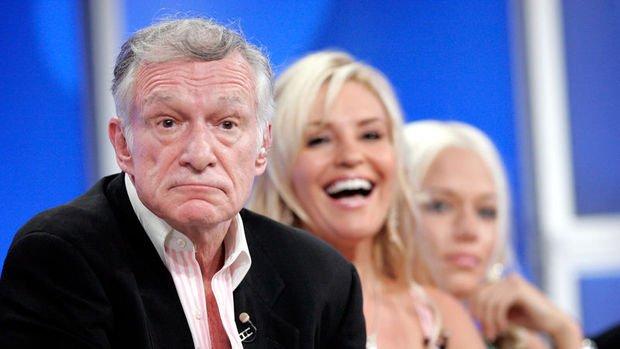 Playboy'un kurucusu Hugh Hefner hayatını kaybetti