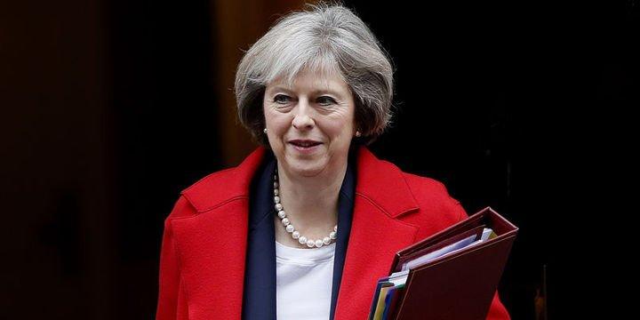"""Başbakan May'den """"serbest piyasa"""" vurgusu"""