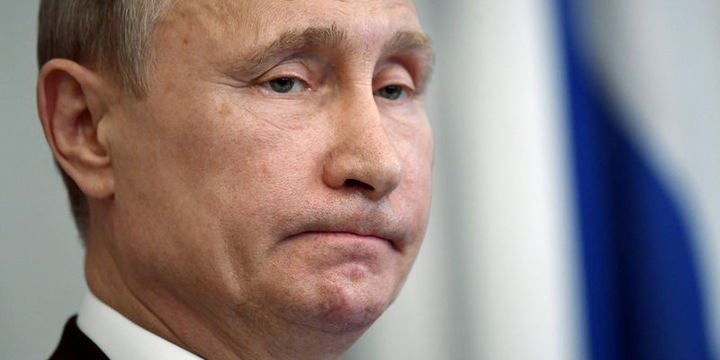 Rusya Devlet Başkanı Putin Türkiye
